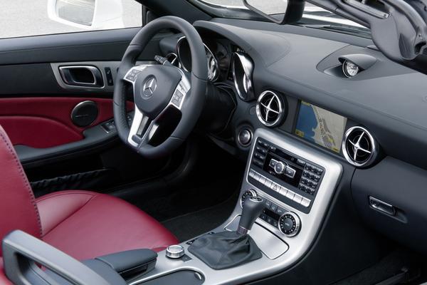 Mercedes-Benz SLK 250 CDI