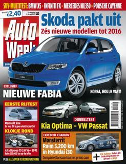 AutoWeek 15 2012