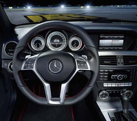 Mercedes C-klasse Coup� Sport