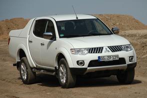Fiat krijgt Mitsubishi's pick-up
