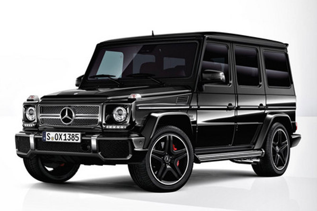 mercedes g 65 amg werpt ketenen af autonieuws. Black Bedroom Furniture Sets. Home Design Ideas