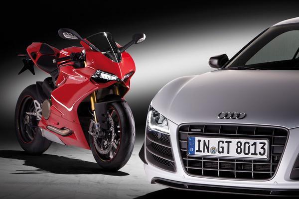 'Volkswagen overweegt verkoop Ducati'