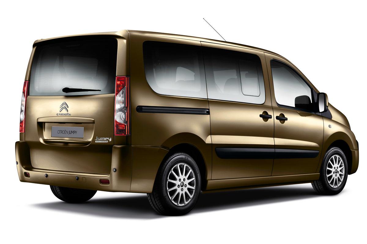 citroen jumpy multispace l1h1 hdi 160 comfort specificaties auto vergelijken. Black Bedroom Furniture Sets. Home Design Ideas