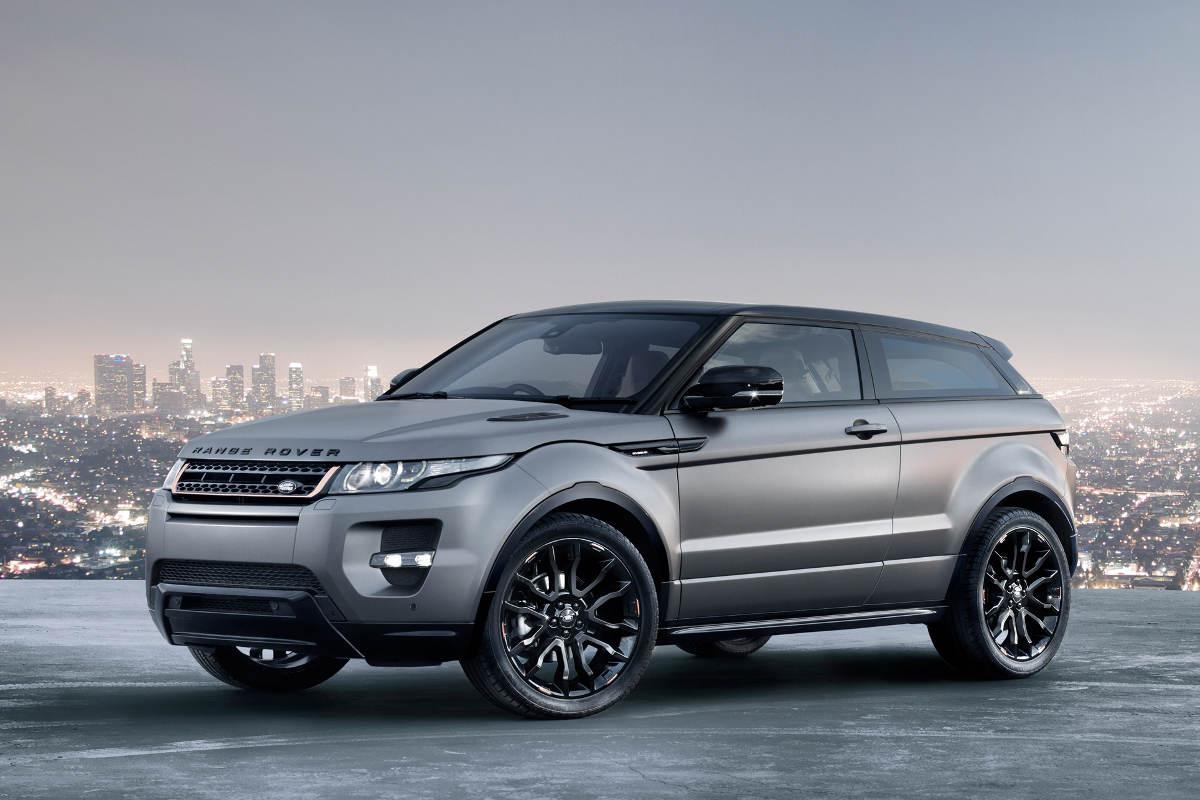 Goed bekend Officieel: Range Rover Evoque - AutoWeek.nl RE27