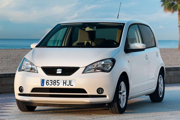 seat mii 1 0 60pk ecomotive chill out 2013 gebruikerservaring autoreviews. Black Bedroom Furniture Sets. Home Design Ideas