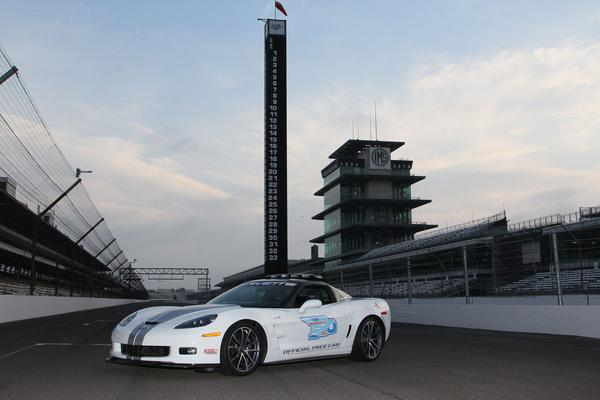 Chevrolet Corvette Z06 Indy 500
