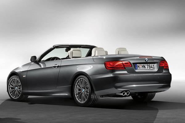 BMW 3-serie cabrio Exclusive Edition