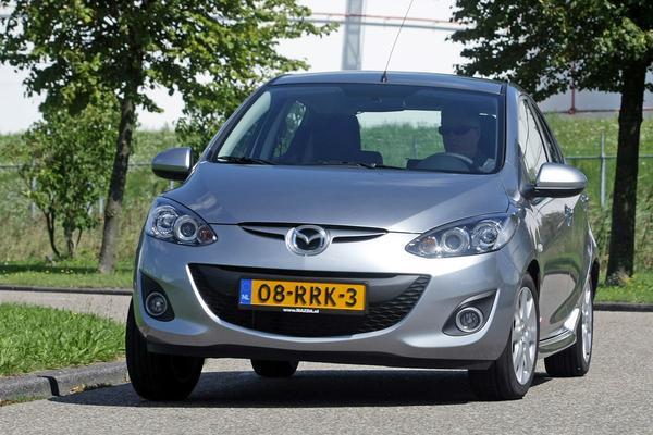 Mazda 2 1.3hp BiFuel GT-M Line
