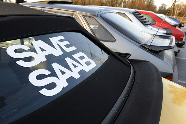 Save Saab (foto ANP)