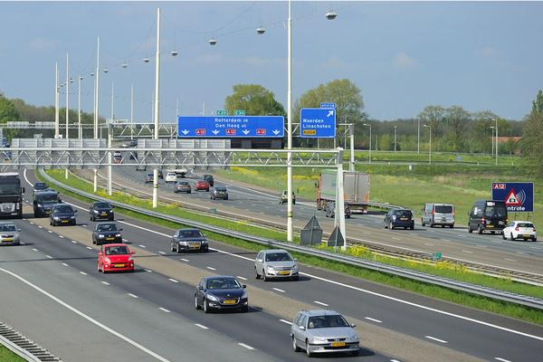 Verkeer (foto ANP)