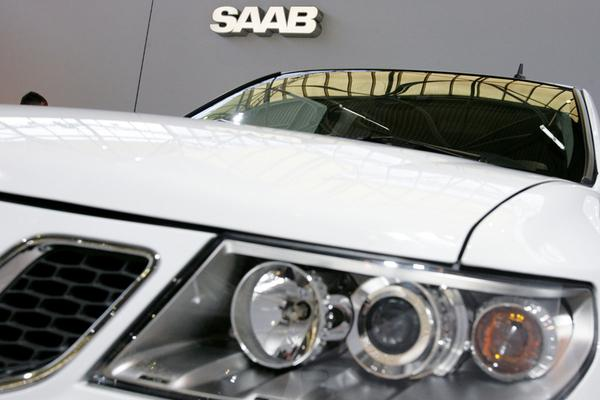 Saab (foto ANP)