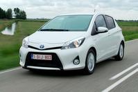 Rij-impressie Toyota Yaris Hybrid