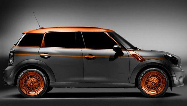 Carlex Design Mini Countryman