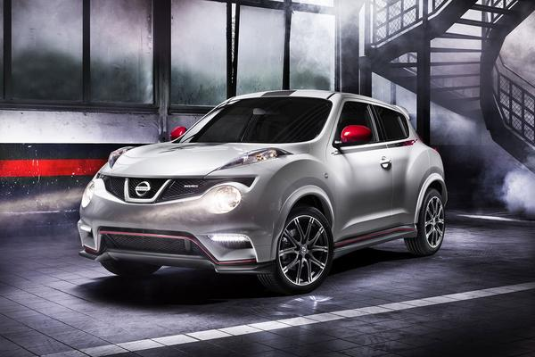 Nissan Juke Nismo