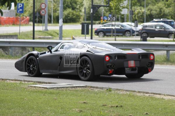Ferrari legt basis nieuwe hypercar
