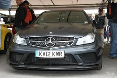 Mercedes-Benz C 63 AMG Coup� Black Series