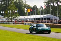 Lotus 60 jaar op Goodwood