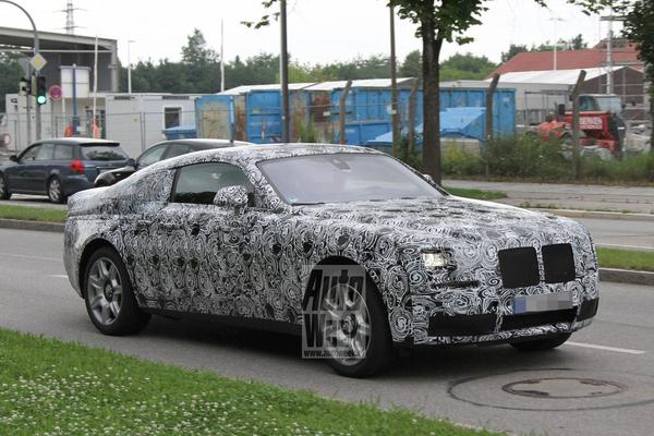 Rolls-Royce Ghost Coup