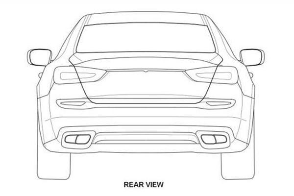 Maserati Quattroporte patentschetsen