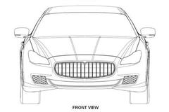 Patentschetsen Maserati Quattroporte op internet