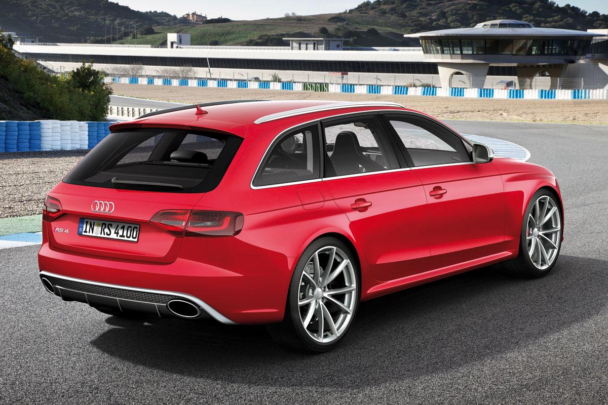 Audi rs4 avant foto 39 s autoweek fotospecial for The avant