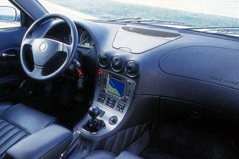 Alfa Romeo 166 2.5 V6 24V