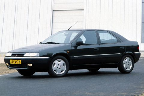citroen xantia 2 1 td sx 1996 autotests. Black Bedroom Furniture Sets. Home Design Ideas