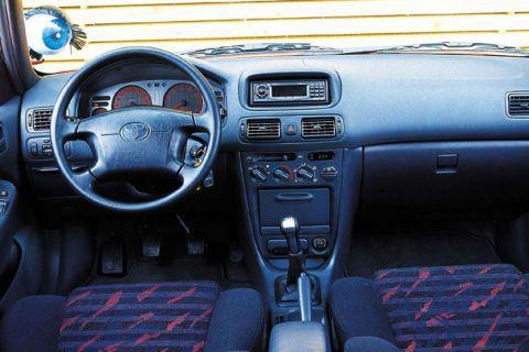 Toyota Corolla 1.3 G6