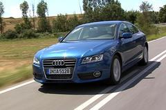 Rij-impressie Audi A5 Sportback