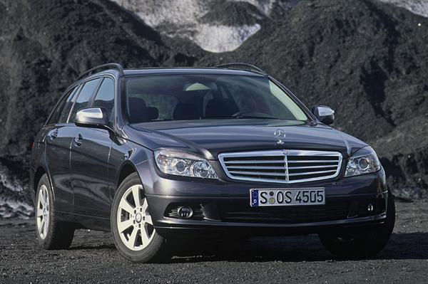 Mercedes-Benz C 180 CGI BlueEFFICIENCY Estate