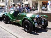Lagonda V12 Le Mans Works Team Car