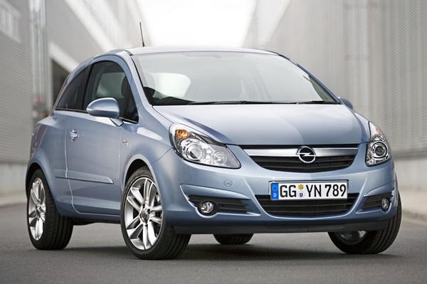 Opel Corsa 1.2-16V Enjoy 2007