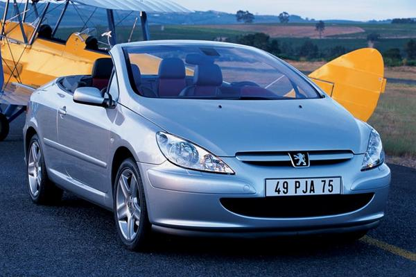 Peugeot 307 CC 2.0 16V 2003