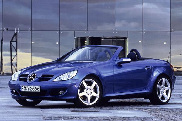 mercedes benz slk 200 kompressor 2005 gebruikerservaring autoreviews. Black Bedroom Furniture Sets. Home Design Ideas