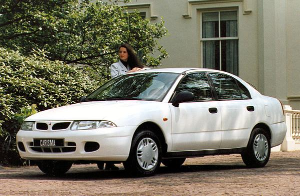 Mitsubishi Carisma 1.9 TD GLX 1997