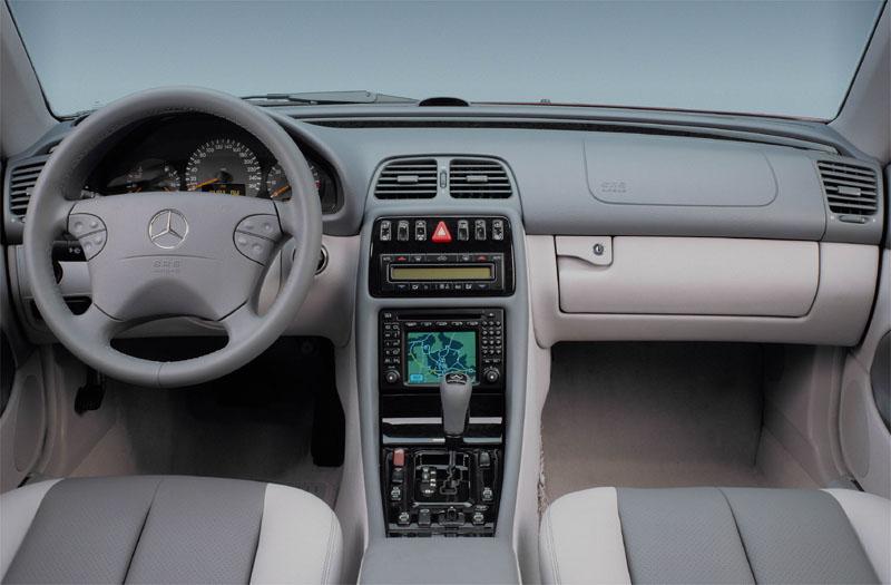 Mercedes Benz Clk 55 Amg Specificaties Auto Vergelijken