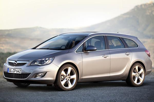 Opel Astra Sports Tourer 1.4 100pk Edition