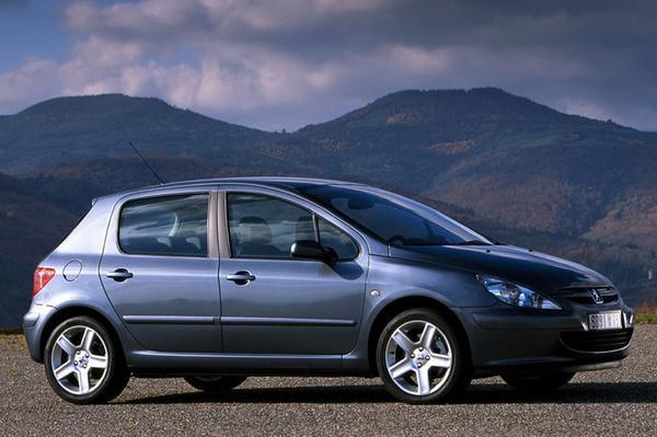 Peugeot 307 Gentry 2.0 16V 2002