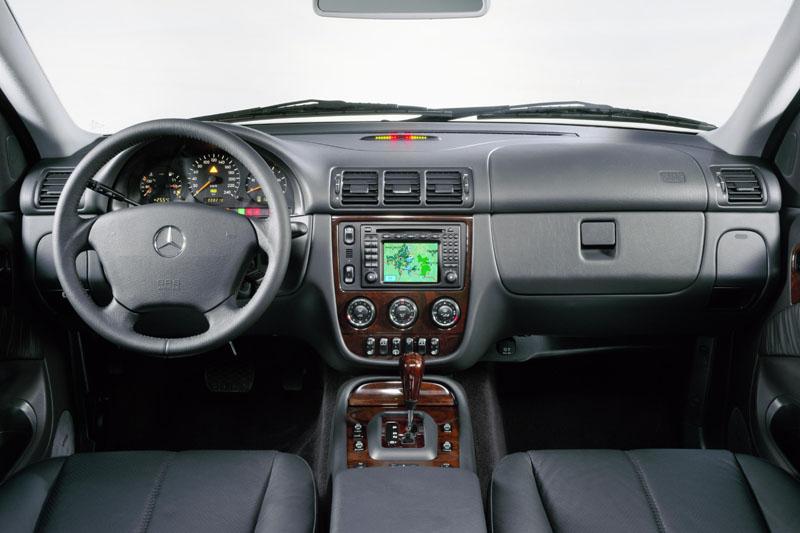 Mercedes Benz Ml 270 Cdi Specificaties Auto Vergelijken