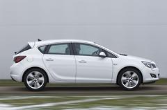 Opel Astra 1.6 Turbo Sport