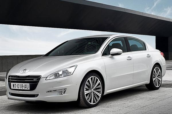 Peugeot 508 Allure 2.0 HDi HYbrid4