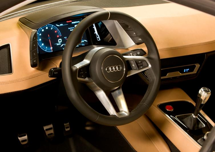 New Audi Quattro Road Tested