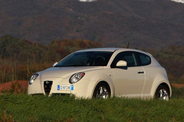 Alfa Romeo Mito 1.3 JTDm Eco