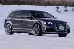 Rij-impressie Audi RS3