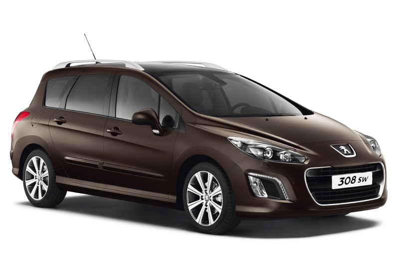 peugeot 308 sw style 1 6 vti specificaties auto. Black Bedroom Furniture Sets. Home Design Ideas