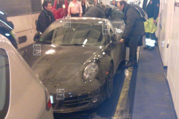 Porsche 911 | Foto:  Steven van der Bles