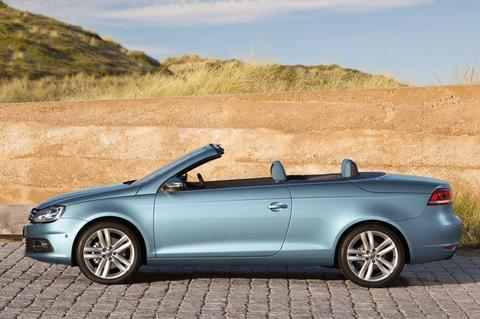 volkswagen eos 2 0 tdi bluemotion techn highline specificaties. Black Bedroom Furniture Sets. Home Design Ideas