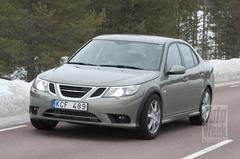 Saab maakt nieuw platform voor 93 en opvolger 9-5