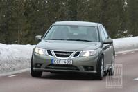 Kijk nou, een nieuwe Saab 9-3