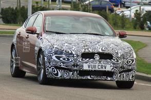 Jaguar XF facelift misschien op AutoRAI
